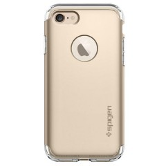 Hybrid Armor kryt iPhone 7 Champagne Gold (3)