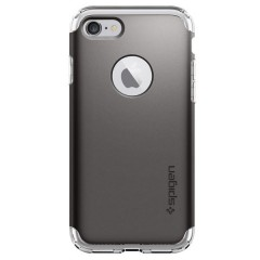 Hybrid Armor kryt iPhone 7 Gunmetal (3)