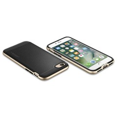 Neo Hybrid kryt iPhone 7 Champagne Gold (10)