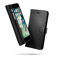 Wallet S pouzdro iPhone 7 Black (8)
