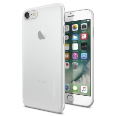 AirSkin kryt iPhone 7 Soft Clear (2)