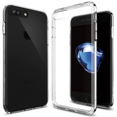 Spigen Ultra Hybrid kryt iPhone 7 Plus Crystal Clear