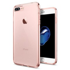 Ultra Hybrid kryt iPhone 7 Plus Rose Crystal (2)
