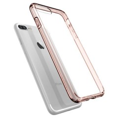Ultra Hybrid kryt iPhone 7 Plus Rose Crystal (8)