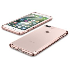 Ultra Hybrid kryt iPhone 7 Plus Rose Crystal (9)