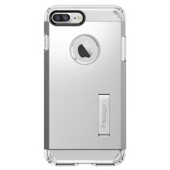 Tough Armor kryt iPhone 7 Plus Satin Silver (2)