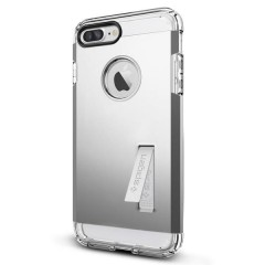 Tough Armor kryt iPhone 7 Plus Satin Silver (3)