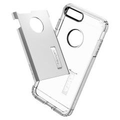 Tough Armor kryt iPhone 7 Plus Satin Silver (7)