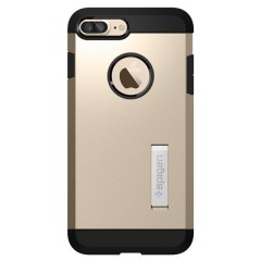 Tough Armor kryt iPhone 7 Plus Champagne Gold (2)