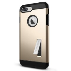 Tough Armor kryt iPhone 7 Plus Champagne Gold (3)