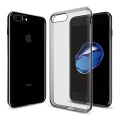 Spigen Liquid Crystal kryt iPhone 7 Plus Space Crystal