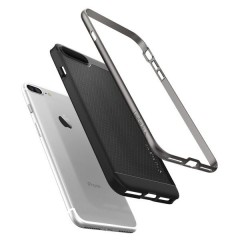 Neo Hybrid kryt iPhone 7 Plus Gunmetal (9)
