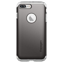 Hybrid Armor kryt iPhone 7 Plus Gunmetal (3)
