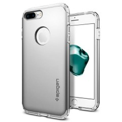 Spigen Hybrid Armor kryt iPhone 7 Plus Satin Silver