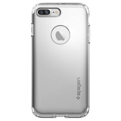 Hybrid Armor kryt iPhone 7 Plus Satin Silver (3)