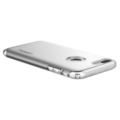 Hybrid Armor kryt iPhone 7 Plus Satin Silver (6)