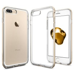 Spigen Neo Hybrid Crystal kryt iPhone 7 Plus Champagne Gold