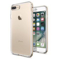 Neo Hybrid Crystal kryt iPhone 7 Plus Champagne Gold (4)