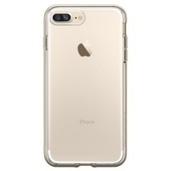 Neo Hybrid Crystal kryt iPhone 7 Plus Champagne Gold (5)