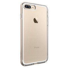 Neo Hybrid Crystal kryt iPhone 7 Plus Champagne Gold (6)