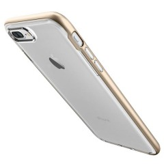 Neo Hybrid Crystal kryt iPhone 7 Plus Champagne Gold (9)