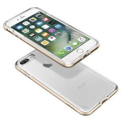 Neo Hybrid Crystal kryt iPhone 7 Plus Champagne Gold (12)