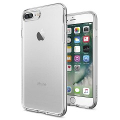 Neo Hybrid Crystal kryt iPhone 7 Plus Satin Silver (2)