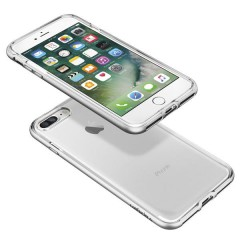 Neo Hybrid Crystal kryt iPhone 7 Plus Satin Silver (10)