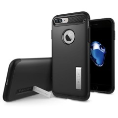 Slim Armor kryt iPhone 7 Plus Black (2)