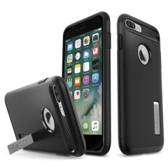 Slim Armor kryt iPhone 7 Plus Black (10)