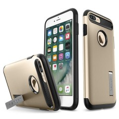 Slim Armor kryt iPhone 7 Plus Champagne Gold (8)