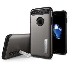 Spigen Slim Armor kryt iPhone 7 Plus Gunmetal