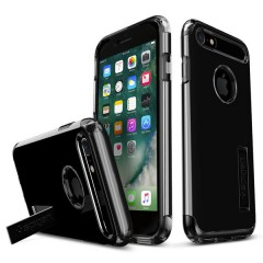 Slim Armor kryt iPhone 7 Jet Black (6)