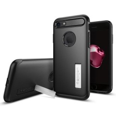 Slim Armor kryt iPhone 7 Black (1)