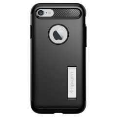 Slim Armor kryt iPhone 7 Black (3)