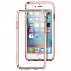 Ultra Hybrid kryt iPhone 6/6S Rose Crystal (2)
