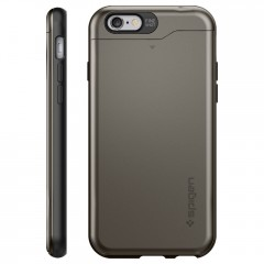 Slim Armor CS kryt iPhone 6/6S Gunmetal (2)