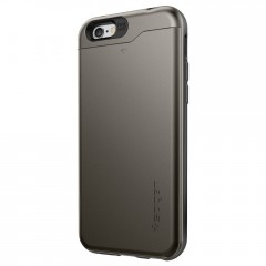Slim Armor CS kryt iPhone 6/6S Gunmetal (3)