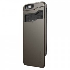 Slim Armor CS kryt iPhone 6/6S Gunmetal (5)