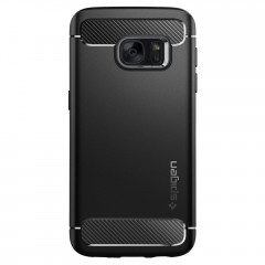 Rugged Armor kryt Galaxy S7 Black (3)