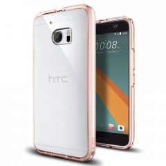 Ultra Hybrid kryt HTC 10 Rose Crystal (1)