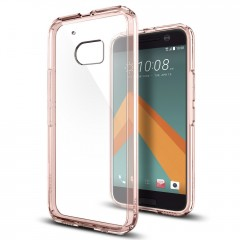 Ultra Hybrid kryt HTC 10 Rose Crystal (2)