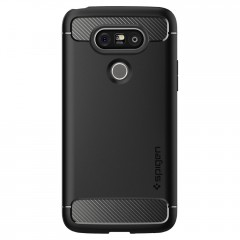 Rugged Armor kryt LG G5 Black (4)
