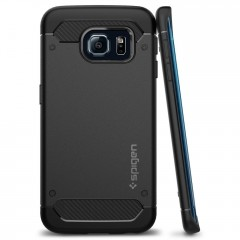 Rugged Armor kryt Galaxy S6 Edge Black (2)
