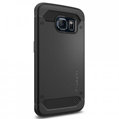 Rugged Armor kryt Galaxy S6 Edge Black (3)