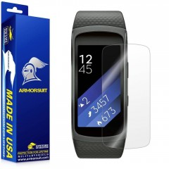 ArmorSuit MilitaryShield - Samsung Gear Fit2 (2 Pack)