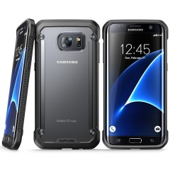Unicorn Beetle Hybrid kryt Galaxy S7 Edge Clear/Black (4)