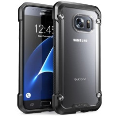 Unicorn Beetle Hybrid kryt Galaxy S7 Clear/Black (1)