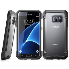 Unicorn Beetle Hybrid kryt Galaxy S7 Clear/Black (4)