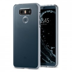 Spigen Liquid Crystal kryt LG G6 Crystal Clear